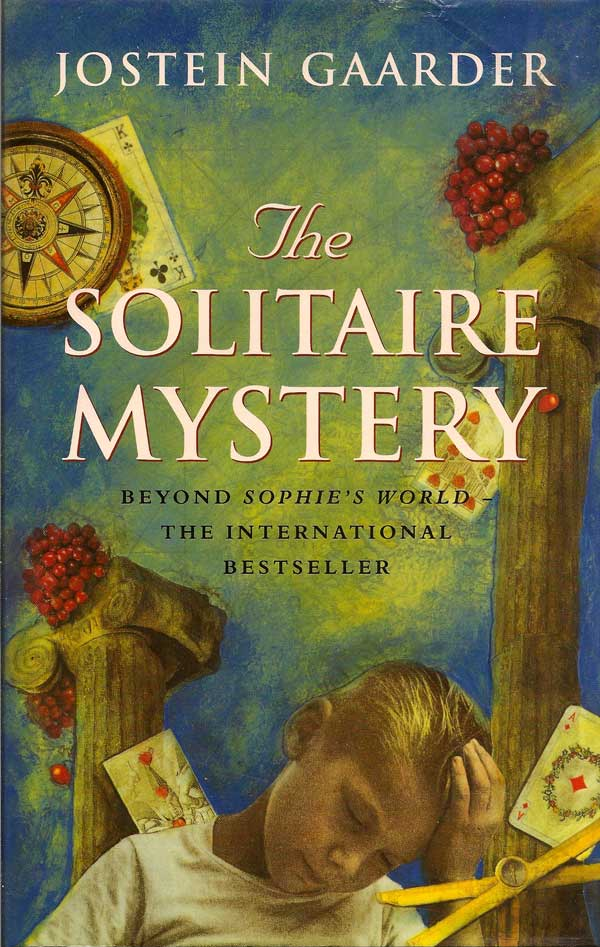 Image result for the solitaire mystery