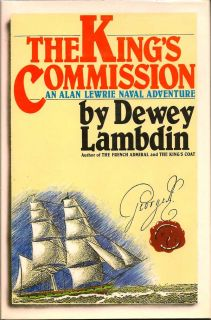 The King's Commission. DEWEY LAMBDIN