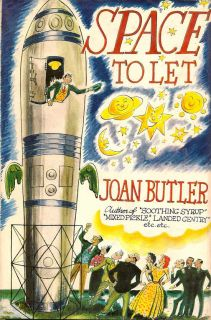 Space to Let. JOAN BUTLER