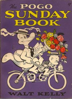 The Pogo Sunday Book. WALT KELLY