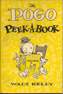 Pogo Peek-A-Book. WALK KELLY