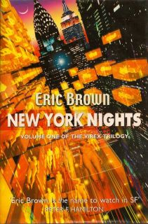 New York Nights. ERIC BROWN