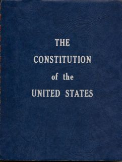 The Constitution of the United States. EDNA E. BRINKMAN.