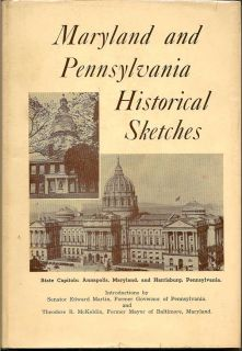 Maryland and Pennsylvania Historical Sketches. FREEMAN ANKRUM