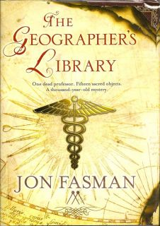 The Geographer's Library. JON FASMAN
