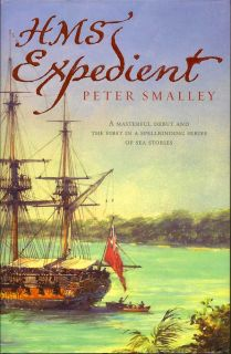 HMS Expedient. PETER SMALLEY