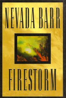 Firestorm. NEVADA BARR