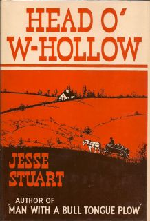 Head O' W-Hollow. JESSE STUART.
