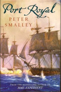 Port Royal. PETER SMALLEY