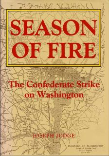 Season of Fire. JOSEPH JUDGE