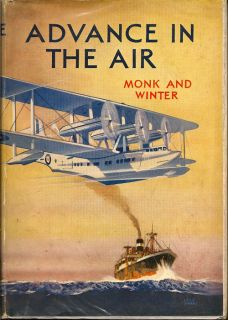 Advance In The Air. F. V. MONK, H. T. WINTER