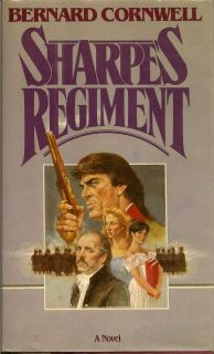 Sharpe's Regiment. BERNARD CORNWELL.
