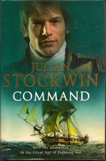 Command. JULIAN STOCKWIN