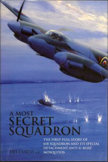 A Most Secret Squadron. DES CURTIS