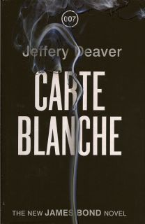 Carte Blanch. JEFFERY DEAVER.