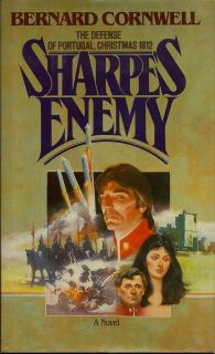 Sharpe's Enemy. BERNARD CORNWELL.