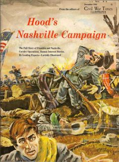 Civil War Times Illustrated, December 1964 Volume 3, number 8