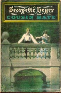 Cousin Kate. GEORGETTE HEYER