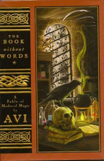 The Book Without Words. A Fable of Medieval Magic. AVI