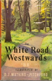 The White Road Westwards. BB