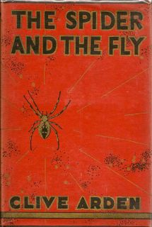 The Spider And The Fly. CLIVE ARDEN.