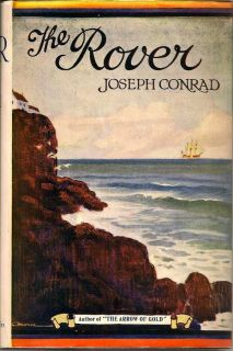 The Rover. JOSEPH CONRAD.