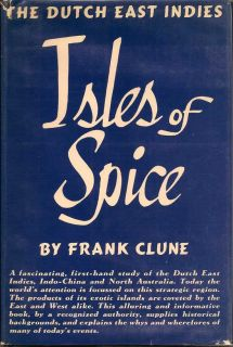 Isles Of Spice. FRANK CLUNE