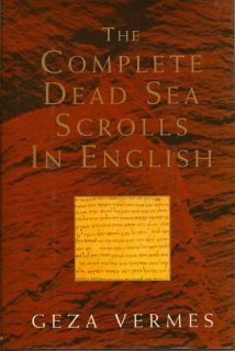 The Complete Dead Sea Scroll. GEZA VERMES