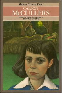 Carson McCullers. HAROLD BLOOM
