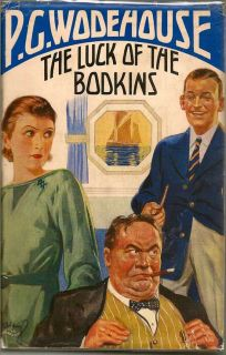 The Luck Of The Bodkins. P. G. WODEHOUSE.