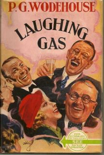 Laughing Gas. P. G. WODEHOUSE.