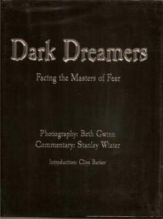 Dark Dreamers : Facing The Masters Of Fear. STANLEY WIATER