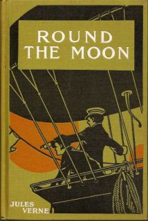 Round The Moon. JULES VERNE.