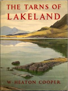 The Tarns Of Lakeland. W. HEATON COOPER