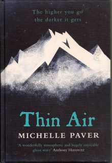 Thin Air. A Ghost Story. MICHELLE PAVER