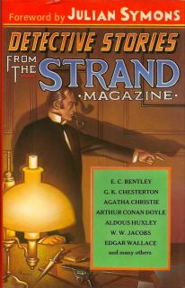 Detective Stories From The Strand. JACK ADRIAN.