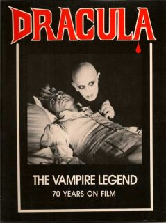Dracula: The Vampire Legend On Film