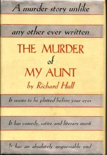 The Murder Of My Aunt. RICHARD HULL