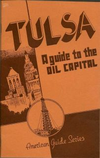 Tulsa: A Guide To The Oil Capital