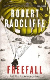 Freefall. ROBERT RADCLIFFE.