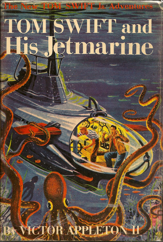 Tom Swift And His Jetmarine. VICTOR APPLETON