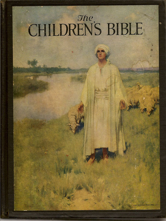 The Children's Bible. HENRY A. AND KENT SHERMAN, CHARLES FOSTER