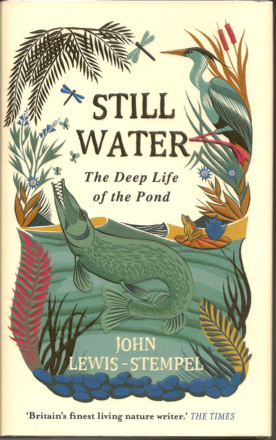 Still Water. The Deep Life Of The Pond. JOHN LEWIS-STEMPEL