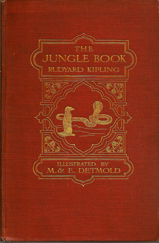 The Jungle Book. RUDYARD KIPLING.