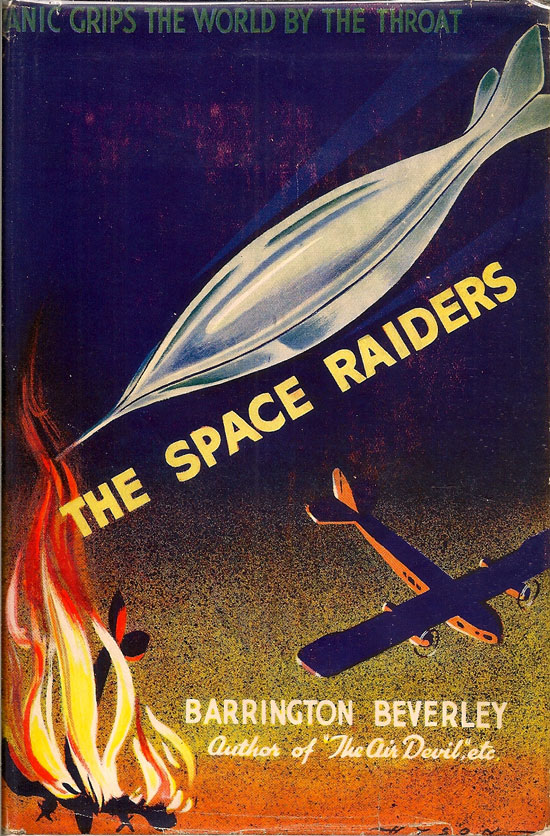 The Space Raiders. BARRINGTON BEVERLEY.