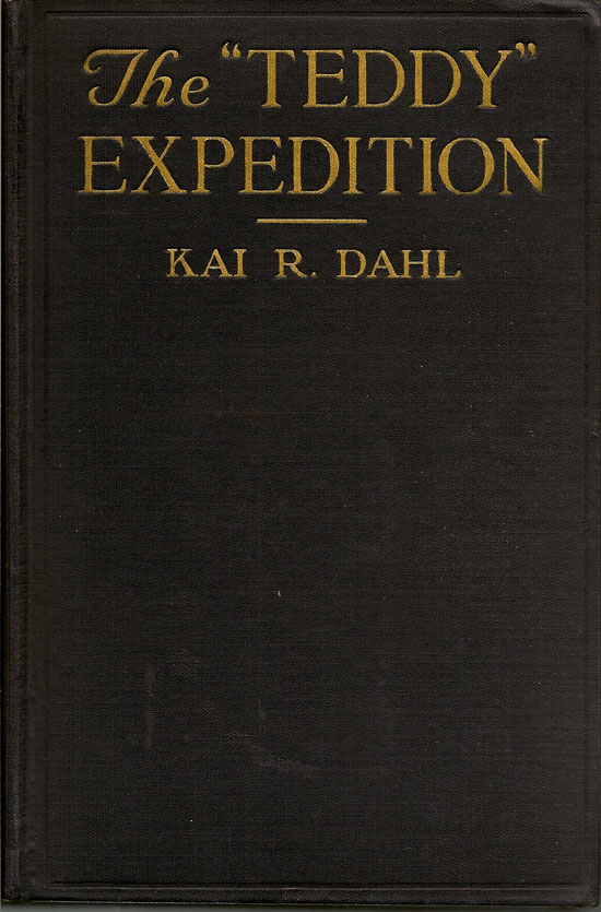 "The ""Teddy"" Expedition. Among The Ice Floes Of Greenland. KAI R. DAHL."