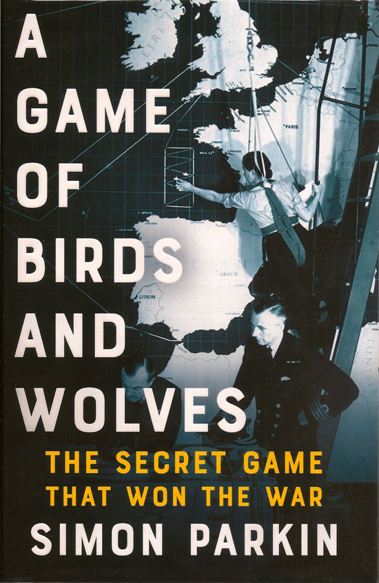 A Game Of Birds And Wolves. SIMON PARKIN