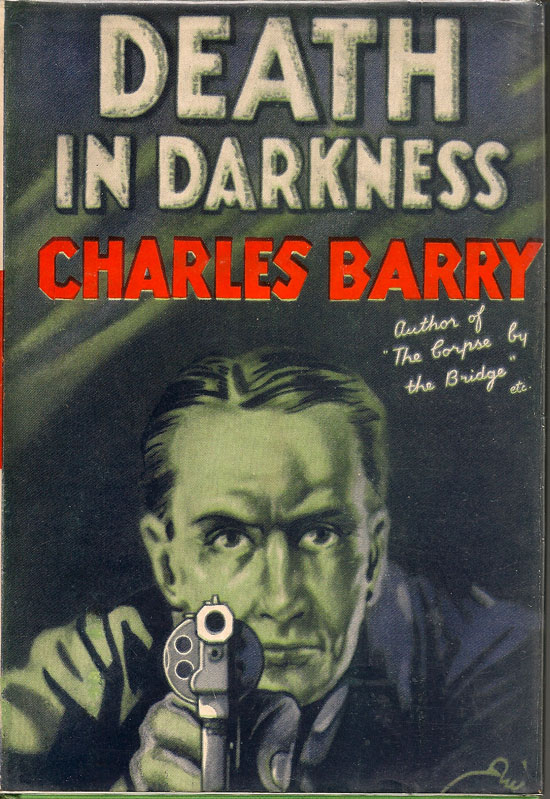 Death In Darkness. CHARLES BARRY