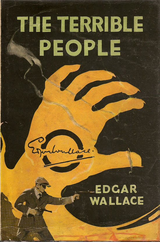 The Terrible People. EDGAR WALLACE.