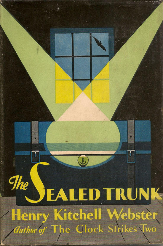 The Sealed Trunk. HENRY KITCHELL WEBSTER